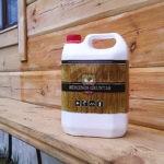 Naturalny impregnat biobójczy do drewna PRG-30
