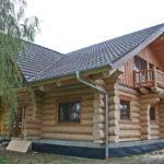 Discovery w zaprzyjaźnionej firmie - Rutkowscy  Naturalne domy z bali. Galeria zdjęć.