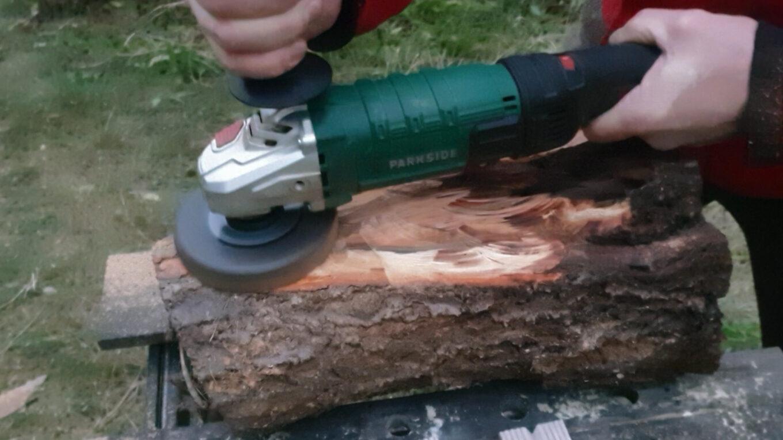 Obróbka mechaniczna drewna